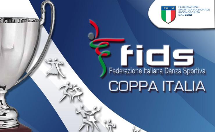 Coppa Italia Danze Standard e Latine cl. B, C - SETTORE NORD