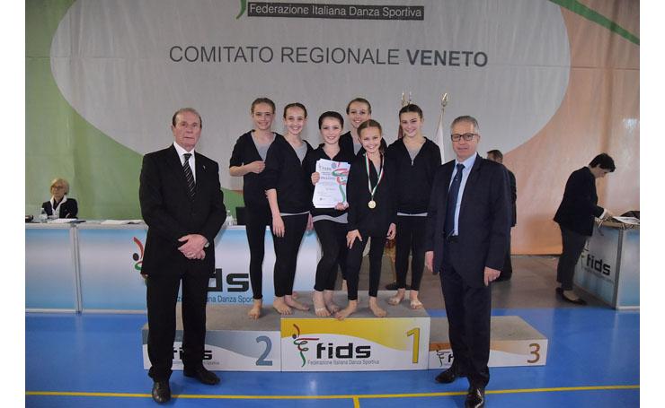 Campionato Regionale 2017 (Artistiche)